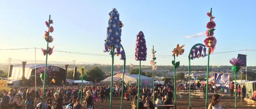 Giant Flower Gardens