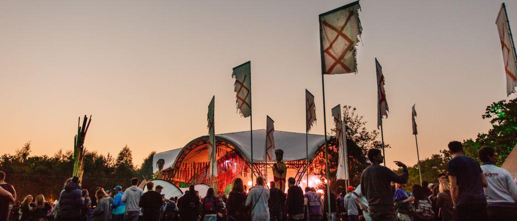 Festival Area Design and Build
